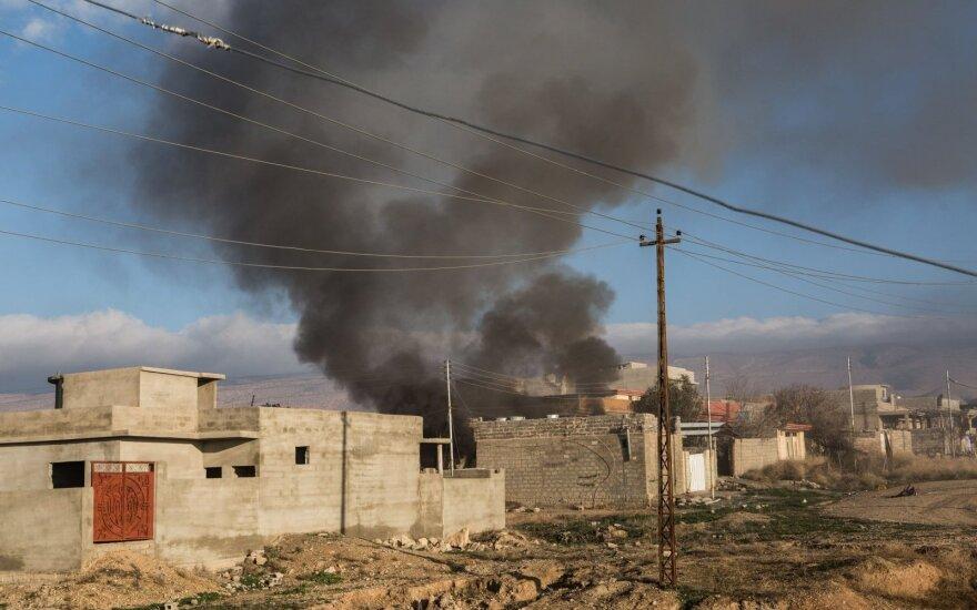 Prancūzija: kovos su IS koalicija jau nukovė 22 tūkst. džihadistų