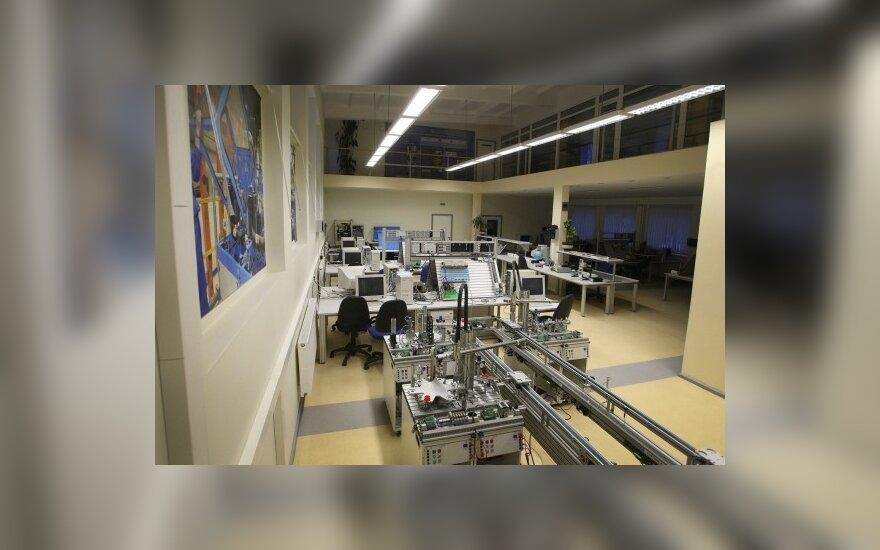 Mechatronikos laboratorija