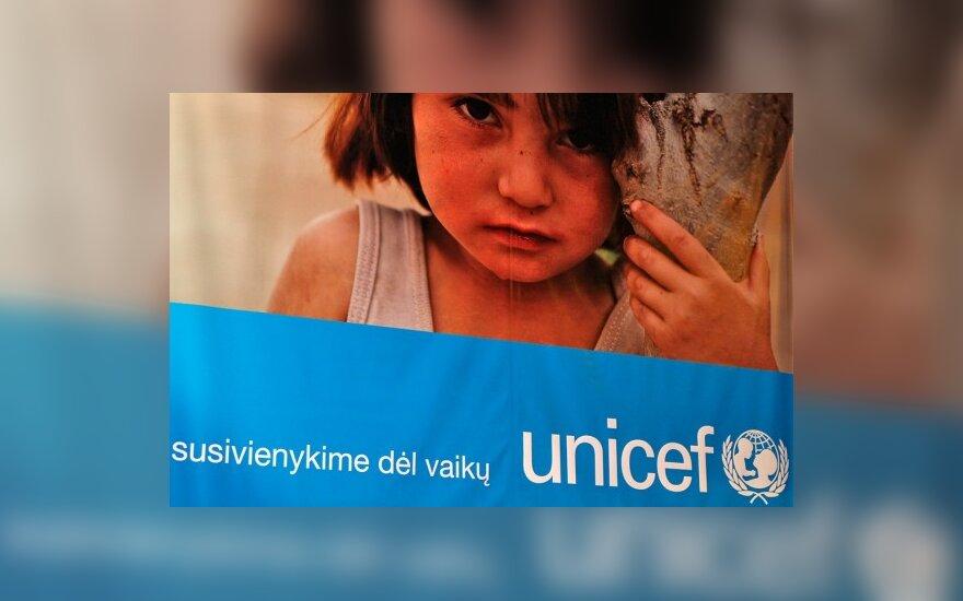 UNICEF vadovu tapo buvęs JAV nacionalinio saugumo patarėjas