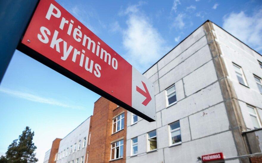 Slaugos ligoninės ruošiamos masiniams susirgimams koronaviruso infekcija