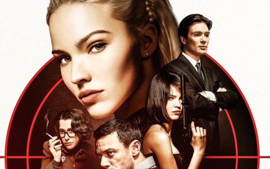 """Filmo """"Anna"""" recenzija: Lucas Bessonas ir toliau skandina savo karjerą"""