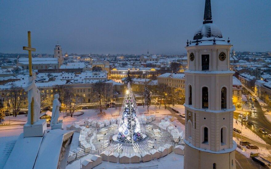 Vilniaus kalėdinė eglė