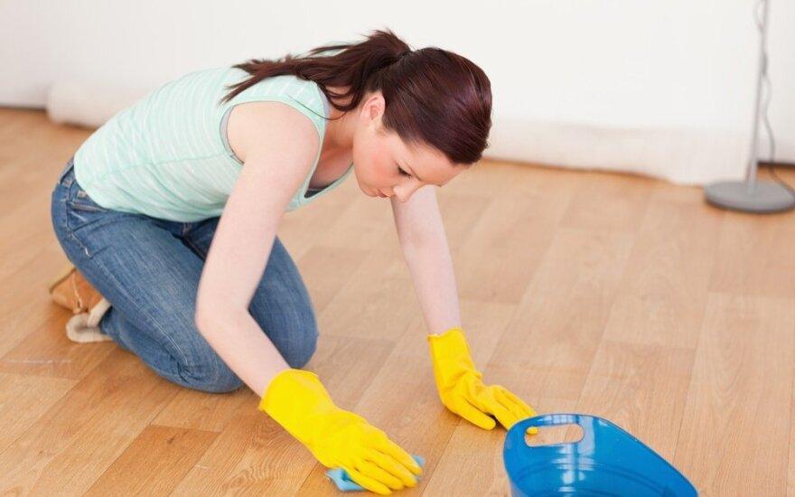 Lietuviai namų tvarkymui ieško natūralių priemonių
