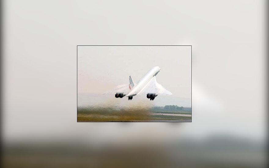 """Lėktuvas """"Concorde"""""""
