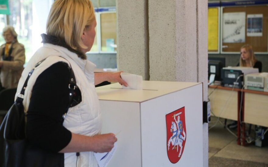 Lithuanian election commissions start accepting applications for local elections
