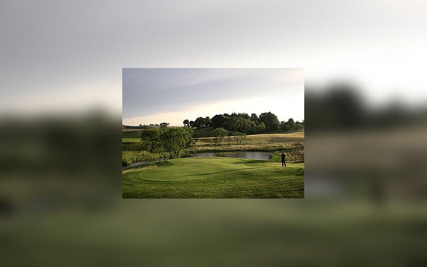 Sostinių golfo klubas, golfas