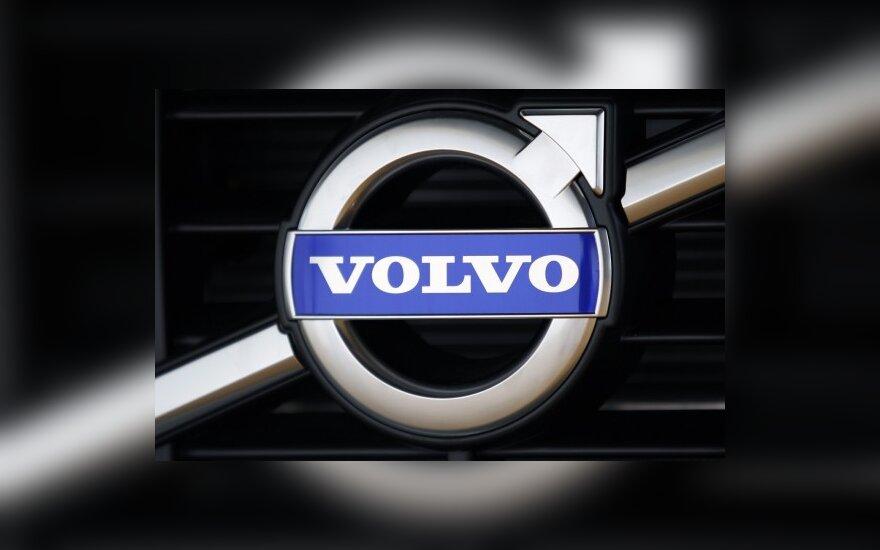"""""""Volvo"""" didina gamybą Švedijoje"""