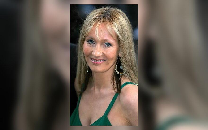 Joanne K.Rowling