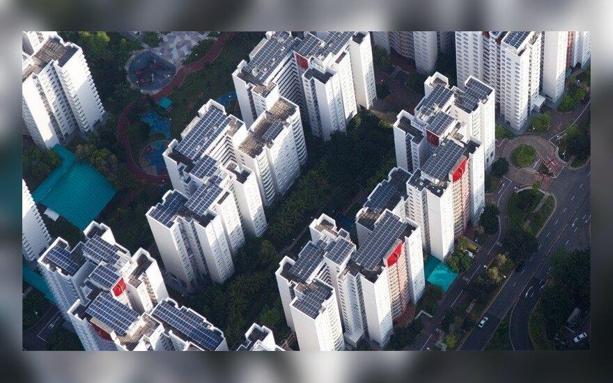 """""""Lietuvos energija"""" išleis dar 300-500 mln. eurų žaliųjų obligacijų"""