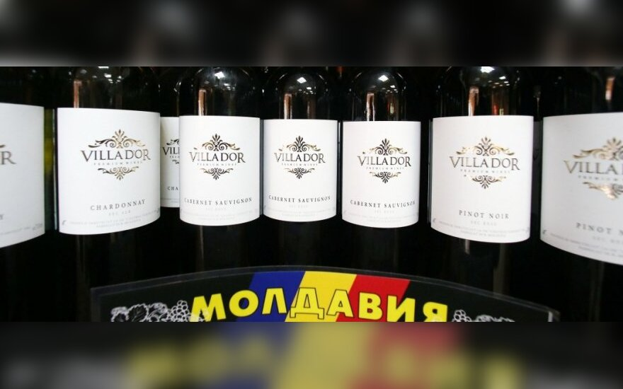 ES duoklė Moldovai: Rusijoje uždraustam vynui – jokių muitų