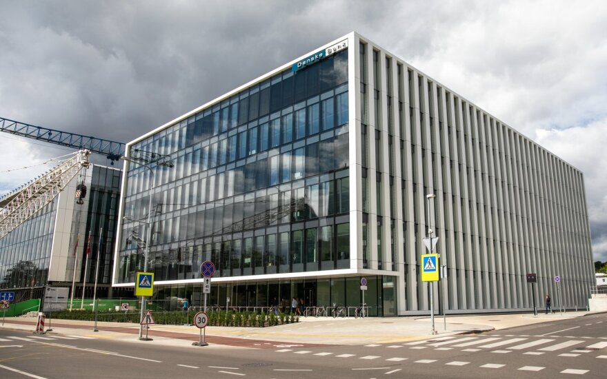 "Lietuvos bankas: dėl ""Danske Bank"" bendradarbiaujame su Danija"