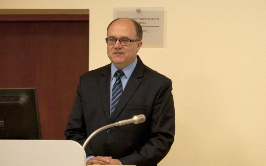 Prof. dr. V. Kavaliauskas