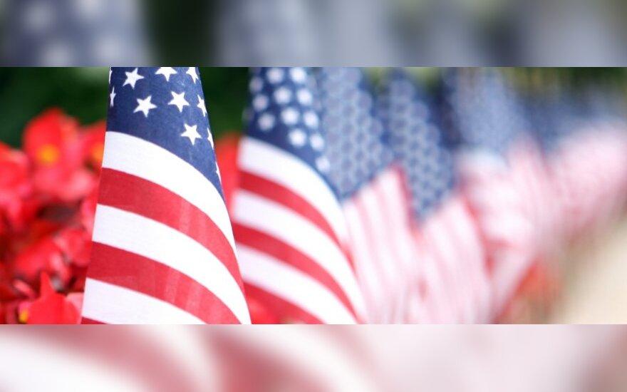 Akcijų rinkos reaguos į JAV bendrojo vidaus produkto duomenis