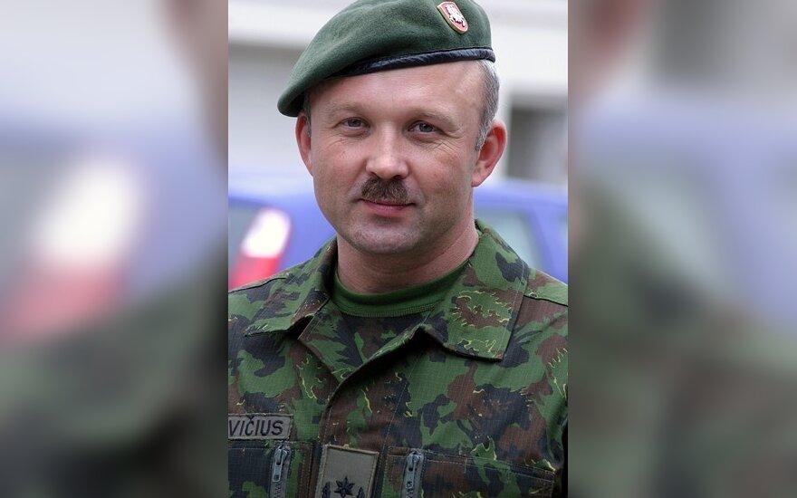 Majoras Albertas Dusevičius