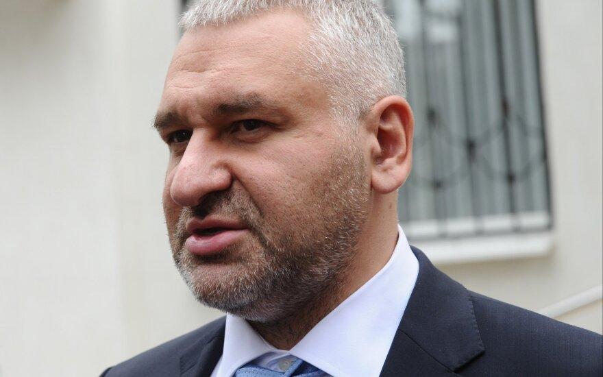 Mark Feigin. Foto RIA Novosti