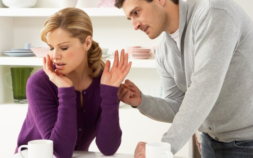 Supykęs draugas tampa agresyvus, grasina ir daužosi: ar galiu jį pakeisti?