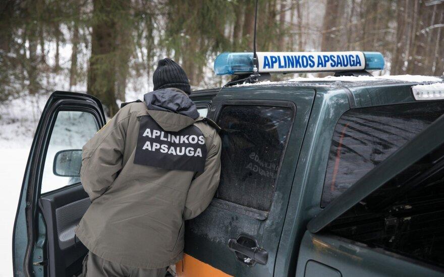 Aplinkosaugininkai įspėja apie reidus: baudos siekia 300 eurų