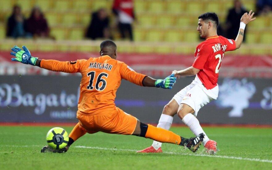 """""""Monaco"""" iškovojo tris sunkius taškus Prancūzijos čempionate"""