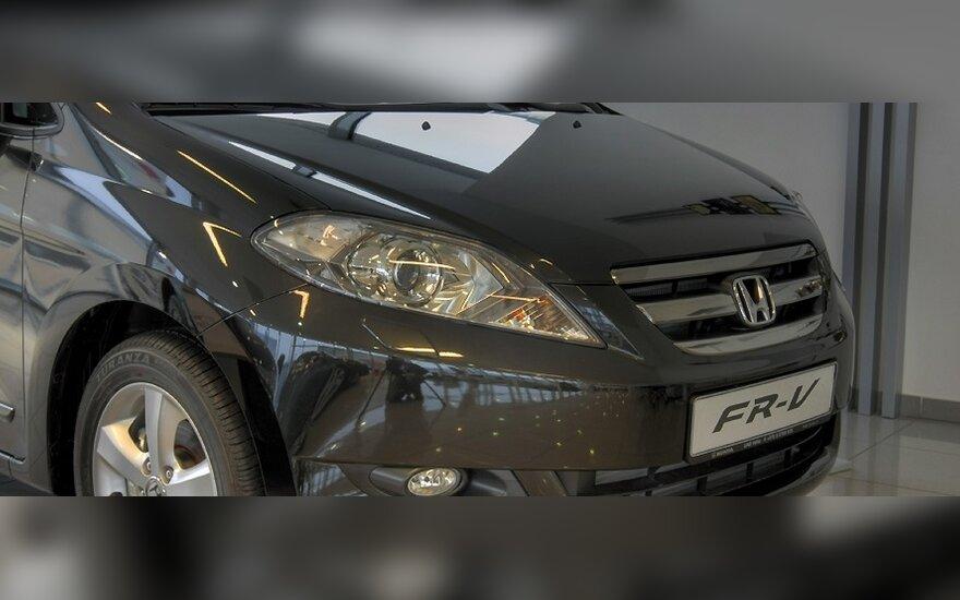 """""""Honda FR-V"""""""