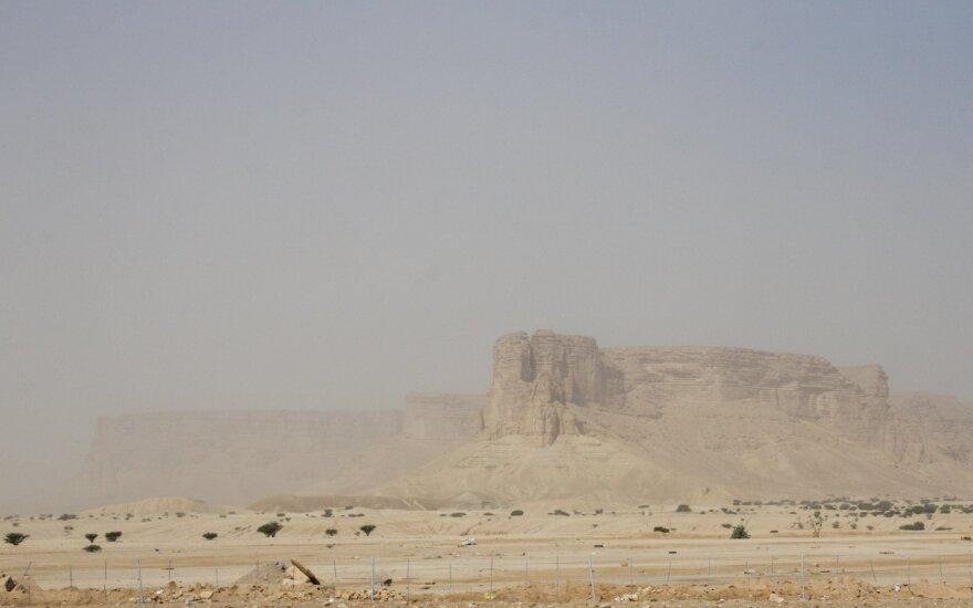 Izraelis leido savo piliečiams lankytis Saudo Arabijoje