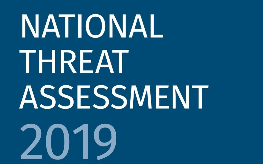 National Threat Assessment 2019