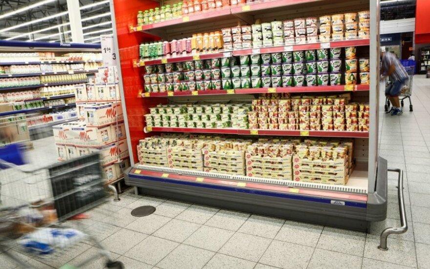 Konkurencijos taryba: pieno kainas turi reguliuoti rinka