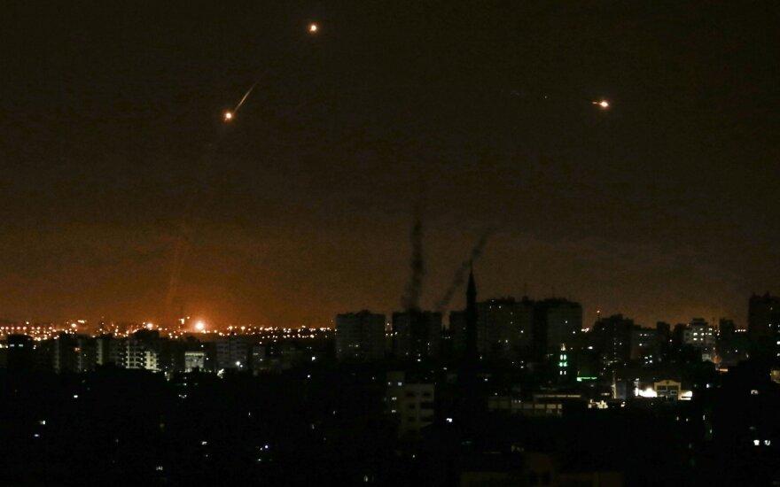 Trumpas nutraukia 200 mln. JAV dolerių pagalbą Gazai ir Vakarų Krantui