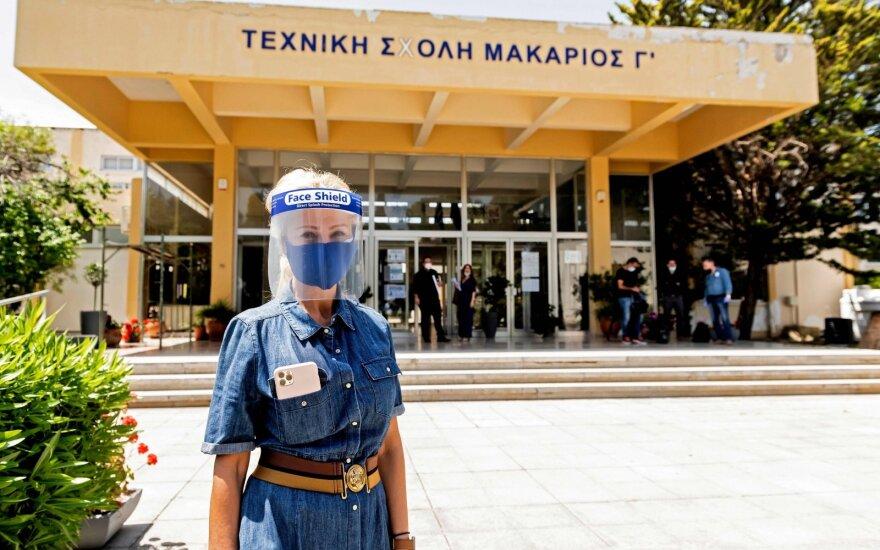Koronavirusas Kipre