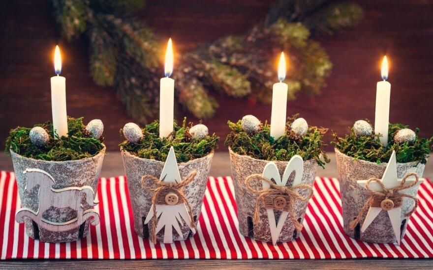 4 patarimai, kaip paversti jūsų Kalėdas ekologiškomis