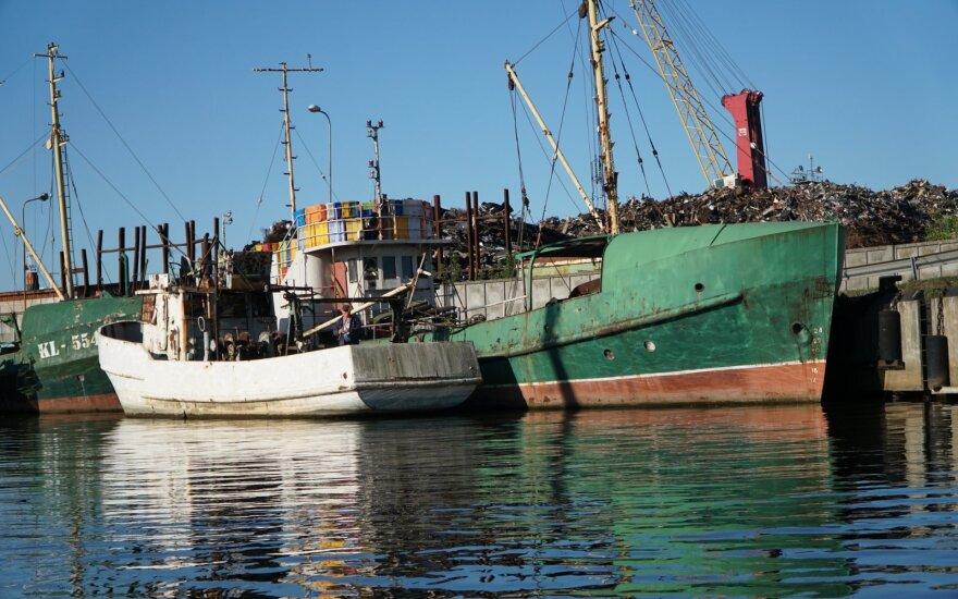 Verslinės žvejybos laivai