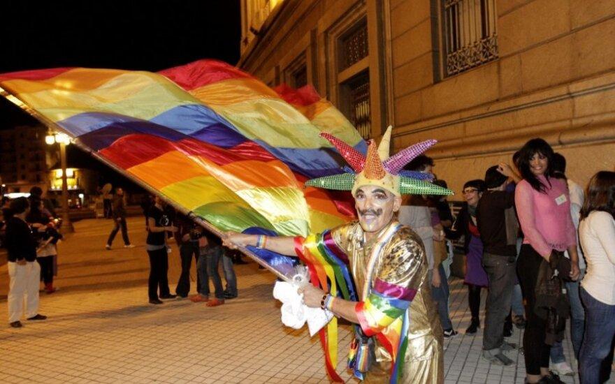 Urugvajus įteisino homoseksualų santuokas