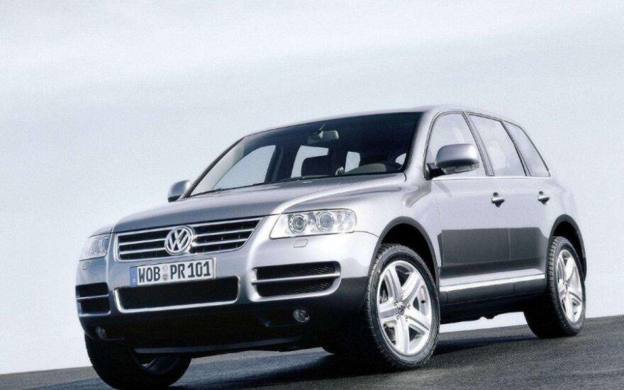 Volkswagen Touareg (2003 m.)