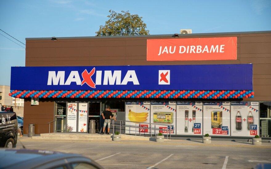 """Maxima"" Gargžduose"