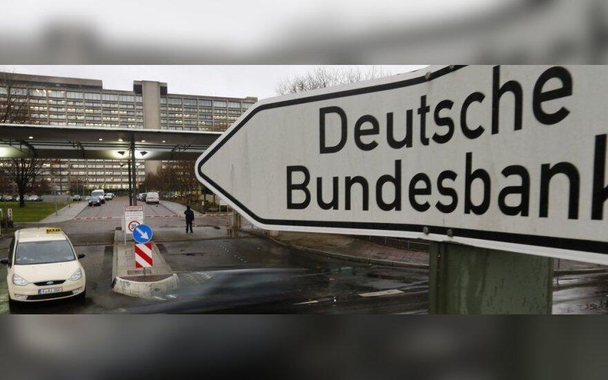 Vokietijos centrinis bankas, Bundesbank