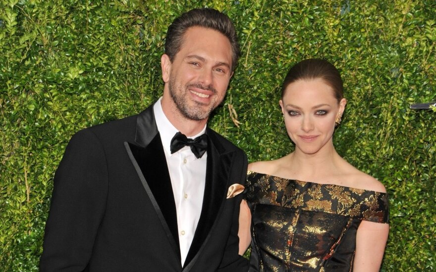 Amanda Seyfried ir Thomas Sadoski