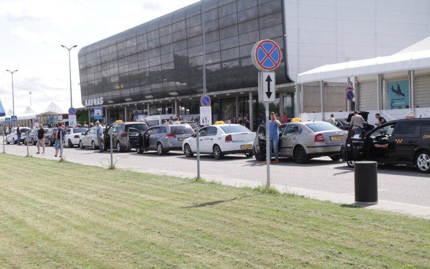 Kauno oro uoste laukiama milijoninių investicijų