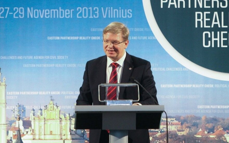 S.Fule: ES neprašo Ukrainos atsisakyti prekybos su Rusija