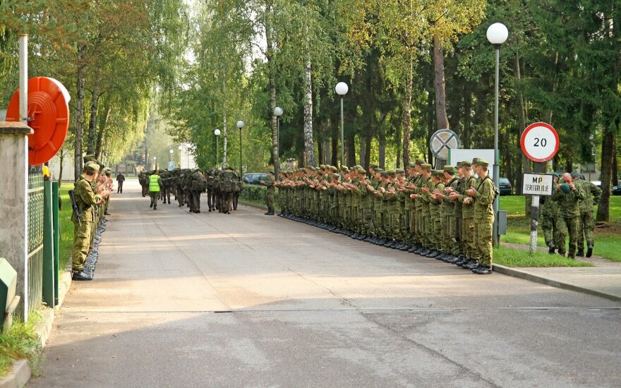 Lithuania to station NATO battalion in Rukla