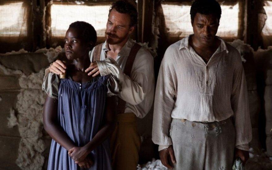 12 vergovės metų