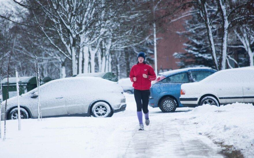 Naudingi patarimai sportuojantiems žiemą