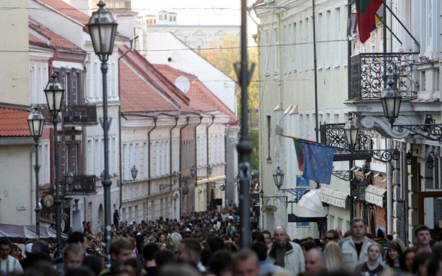 Apklausa nustatė, kiek lietuvių pasiruošę eurui