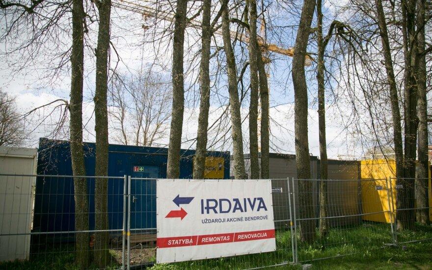 Dviem garsioms statybų bendrovėms – milijoninės baudos