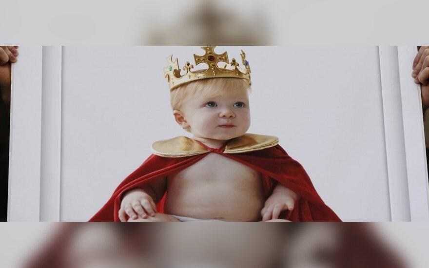 Laukiant karališkojo kūdikio – žiniasklaidos paranoja