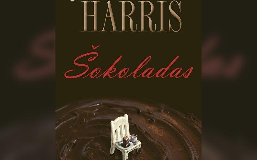 """Joanne Harris """"Šokoladas"""""""