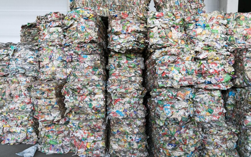 Lithuanian firm charged with failure to take almost 6 mln tons of waste to Latvia