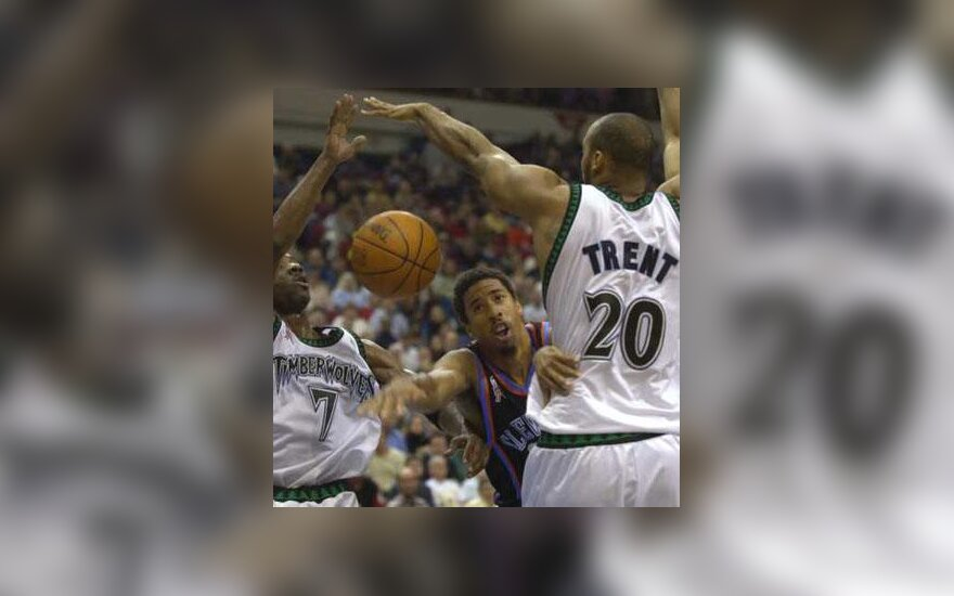 """Andre Miller, """"Cavaliers"""""""