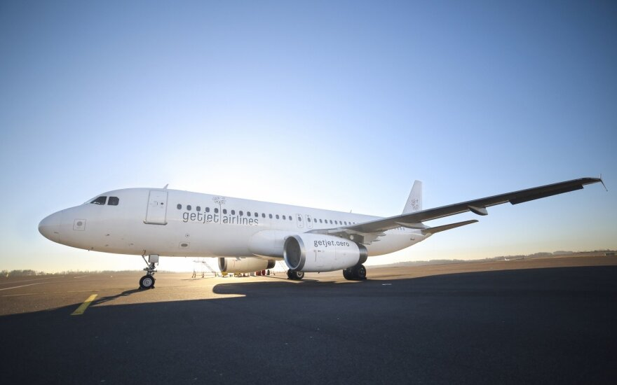 GetJet Airlines