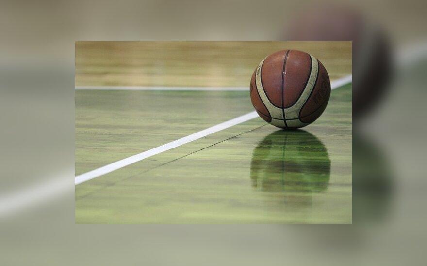 Lietuvos jaunimo vaikinų krepšinio rinktinė Europos čempionate užėmė 9 vietą