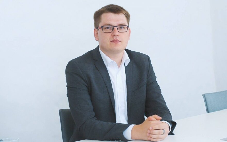 Karolis Sadauskas. TOP 3 verslininkų klausimai apie asmens duomenų apsaugą
