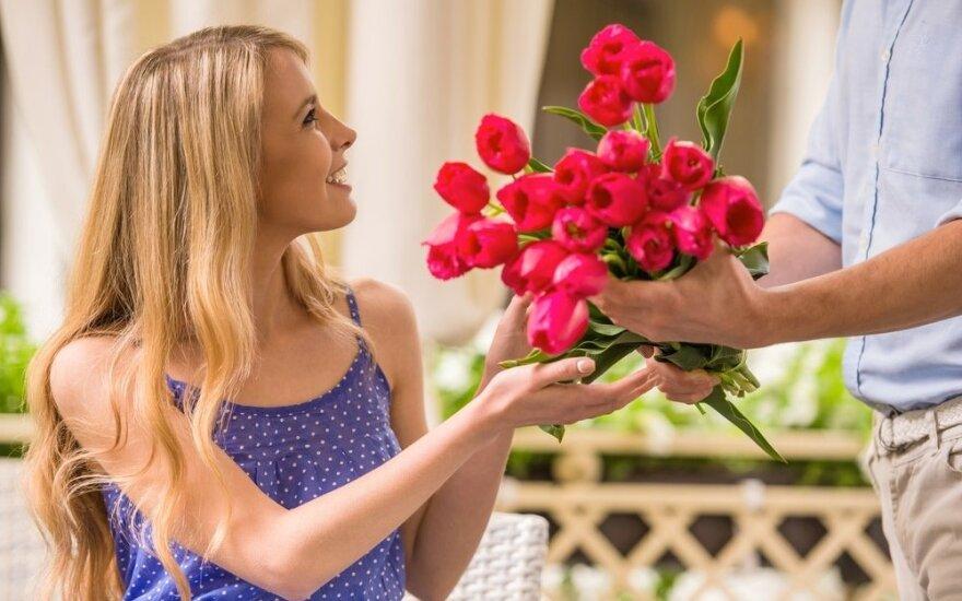 Lietuviai vyrai meile tiki labiau nei moterys
